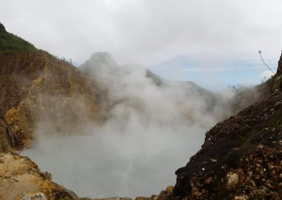 Boiling Lake, Titou Gorge and Ti Kwen Glo Cho